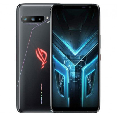 ASUS ROG Phone 3 Strix 12/128GB Black (90AI0031-M00010)
