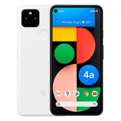 Google Pixel 4a 5G 6/128GB Clearly White