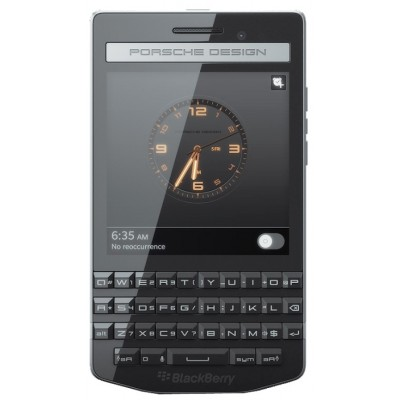 BlackBerry Porsche Design P9983 Silver