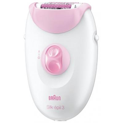 Эпилятор BRAUN SE 3270 Рожевий