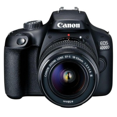 Canon EOS 4000D Kit (18-55mm)