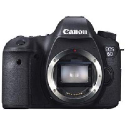 Цифр. фотокамера зеркальная Canon EOS 6D Body