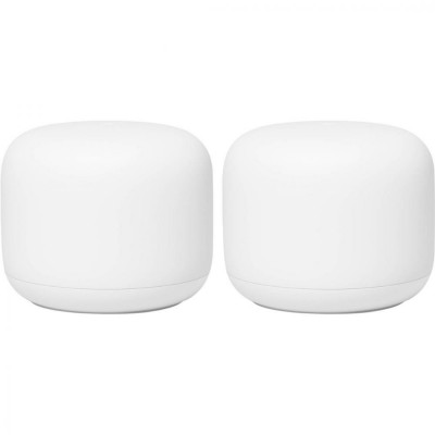 Google Nest Wifi Router and Point Snow (GA00822-US)