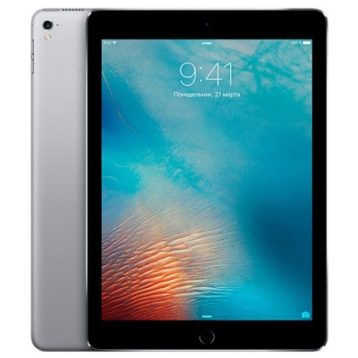 Apple iPad Pro 9.7 Wi-FI + Cellular 32GB Space Gray (MLPW2)