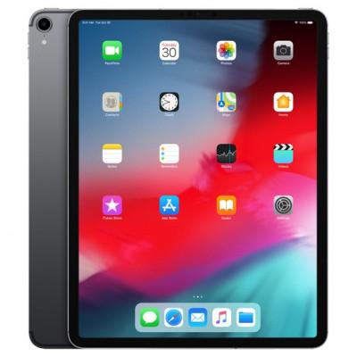Apple iPad Pro 12.9 2018 Wi-Fi + Cellular 64GB Space Gray (MTHJ2, MTHN2)