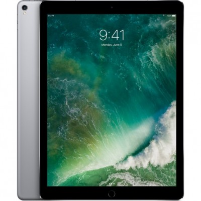 Apple iPad Pro 12.9 2017 Wi-Fi + Cellular 512GB Space Grey (MPLJ2)