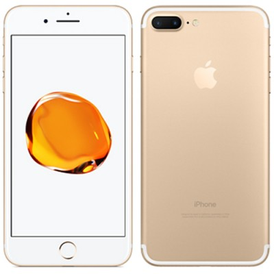 Apple iPhone 7 Plus 128GB (Gold)