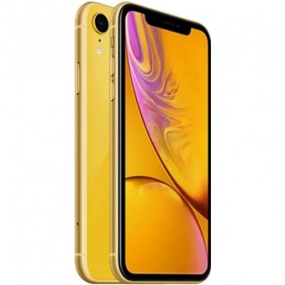 Apple iPhone XR Dual Sim 128GB Yellow (MT1E2)