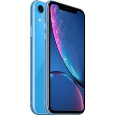 Apple iPhone XR Dual Sim 128GB Blue (MT1G2)