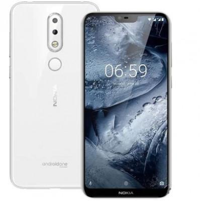Nokia 6.1 Plus 4/64Gb Dua White