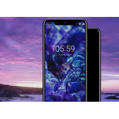 Nokia 5.1 Plus 3/32GB Black