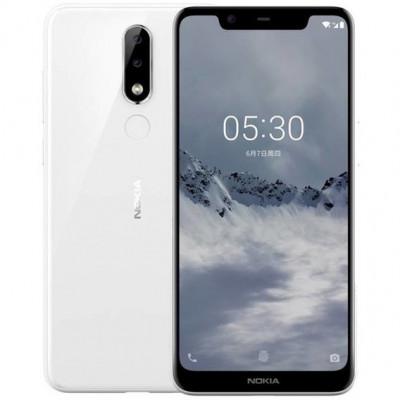 Nokia 5.1 Plus 3/32GB White