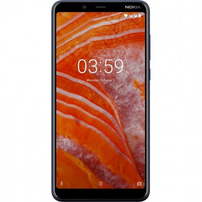 Nokia 3.1 Plus DS Blue (11ROOL01A06)