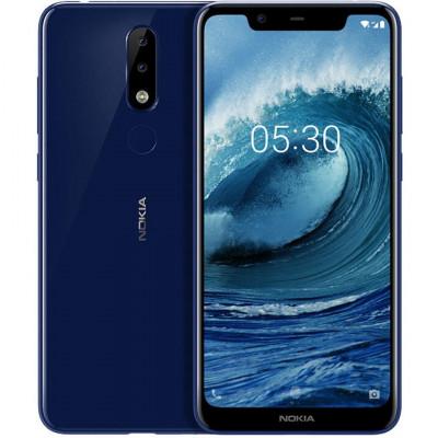 Nokia X5 2018 3/32GB Blue