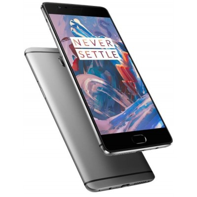 OnePlus 3 6/64Gb (Black)