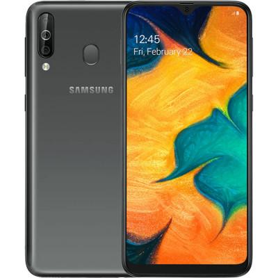 Samsung Galaxy A40s 2019 SM-A3050 6/64GB Black (SM-A3050ZKFC)