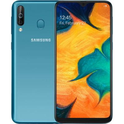 Samsung Galaxy A40s 2019 SM-A3050 6/64GB Blue (SM-A3050ZBFC)