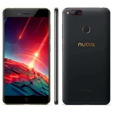ZTE Nubia Z17 mini 6/64GB Black/Gold